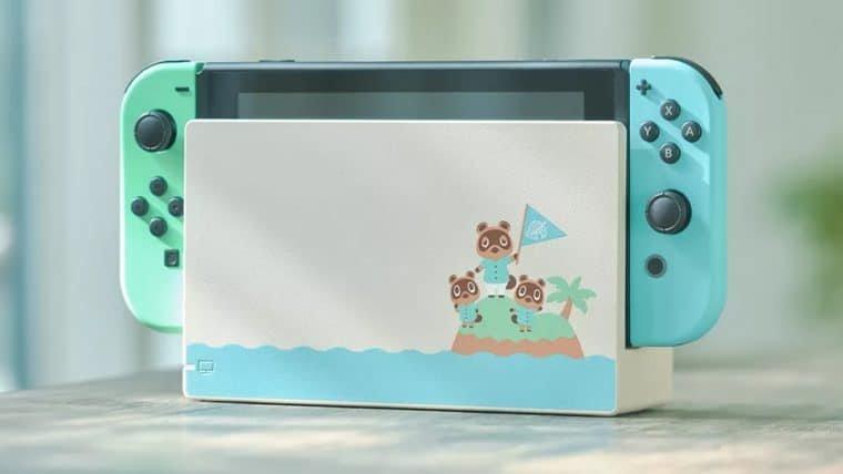 Coronavírus afeta produção do Nintendo Switch no Japão