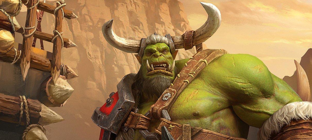 Warcraft III: Reforged agora tem a pior nota de usuários do Metacritic