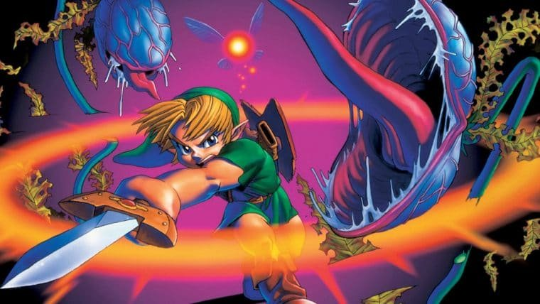 Speedrunner termina Zelda: Ocarina of Time em menos de 10 minutos