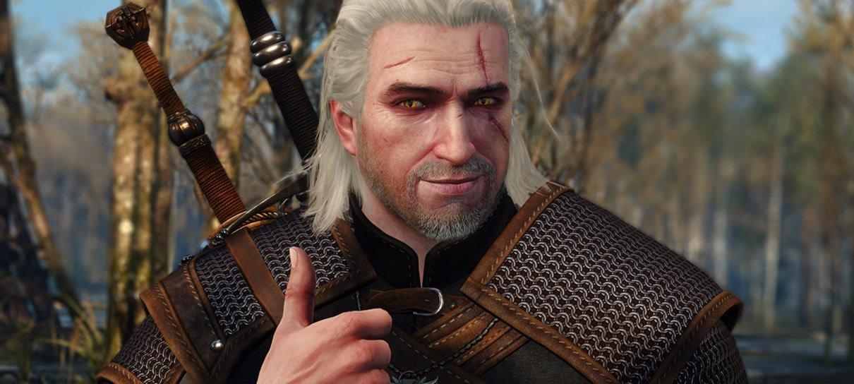 Vendas de The Witcher 3 aumentaram em 554% em 2019, segundo pesquisa