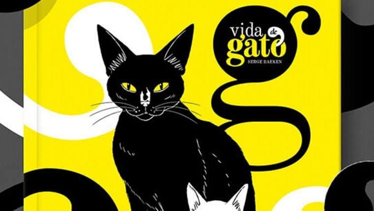Vida de Gato   Quadrinho mostra o mundo a partir da perspectiva dos felinos