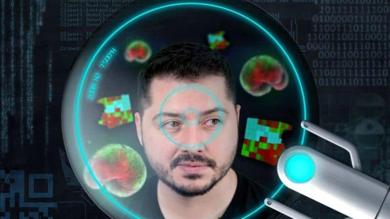 Programando robôs vivos (xenobots)
