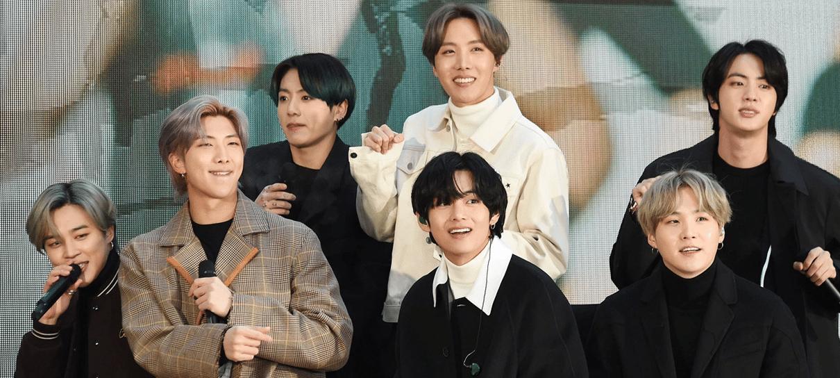 BTS lança websérie para ensinar coreano