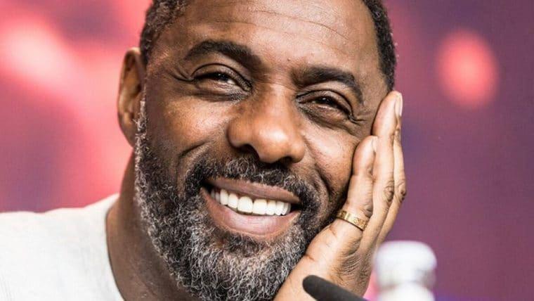 Idris Elba está assistindo a Boruto durante quarentena por causa do coronavírus