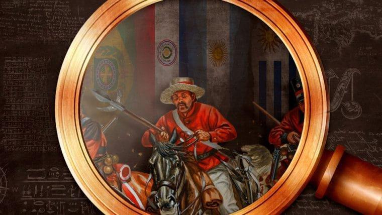 História da Guerra do Paraguai
