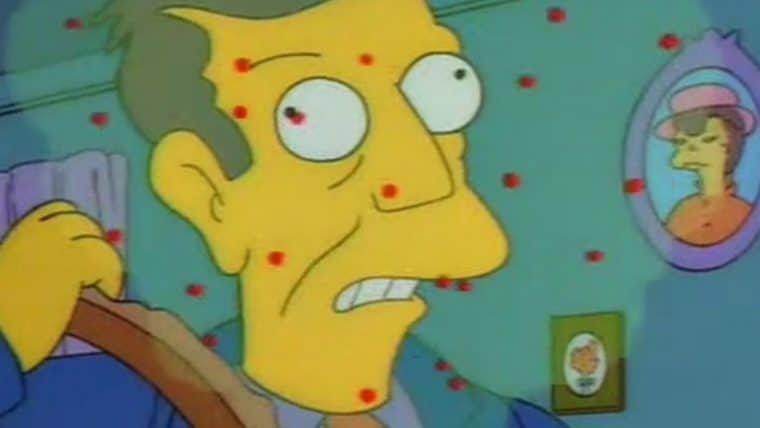 Os Simpsons | Roteirista critica meme que associa episódio da série com COVID-19