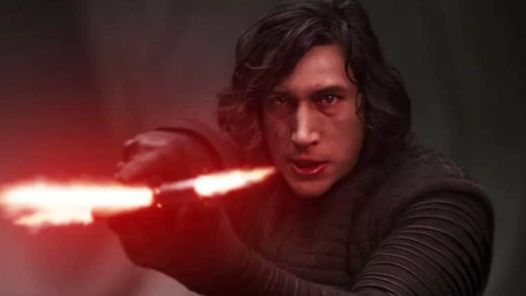 Star Wars: A Ascensão Skywalker | Adam Driver gravou todas as cenas de ação de Kylo Ren
