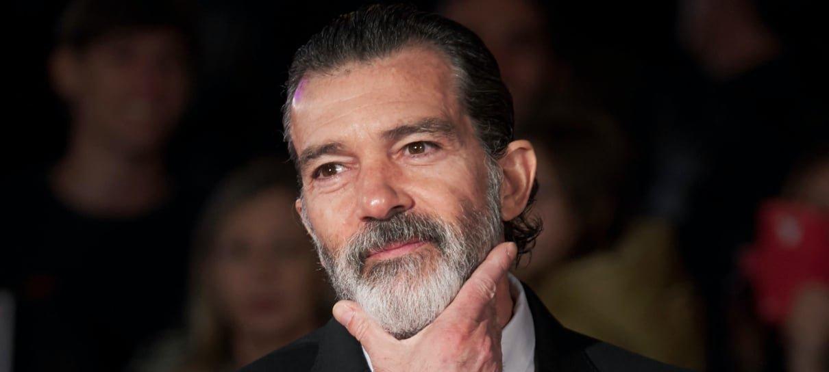 Antonio Banderas entra para o elenco de Uncharted, diz site