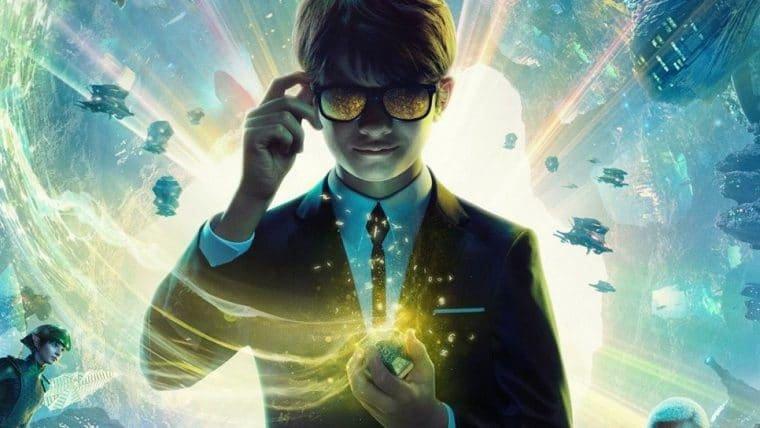 Artemis Fowl | Novo trailer mistura mundo mágico com tecnologia