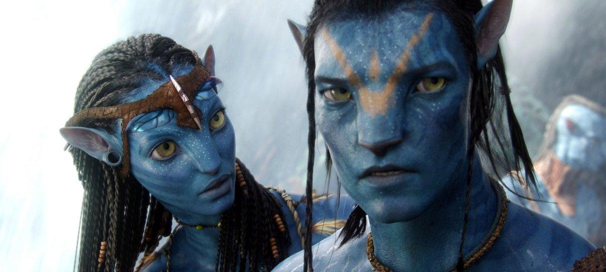 Sequências de Avatar têm as gravações suspensas em decorrência do coronavírus