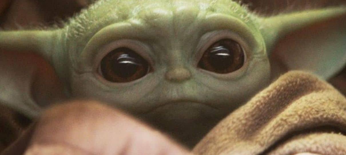 The Mandalorian | Agora você pode morder o Baby Yoda (ou a versão waffle dele)