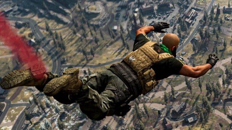 Battle Royale de Call of Duty alcança 15 milhões de jogadores em apenas três dias