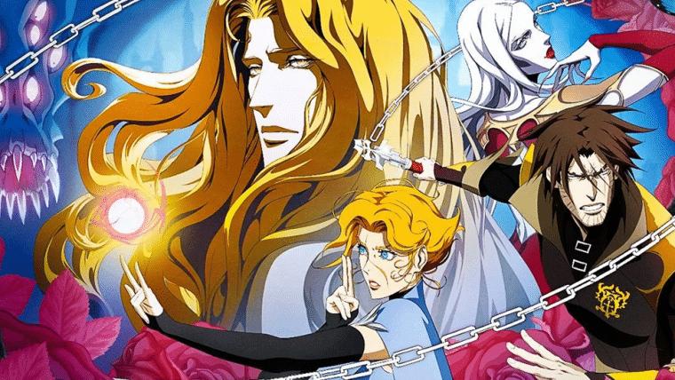 Castlevania   Quarta temporada da animação é confirmada
