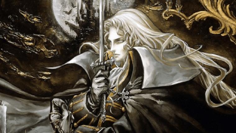 Castlevania: Symphony of the Night é lançado para celular