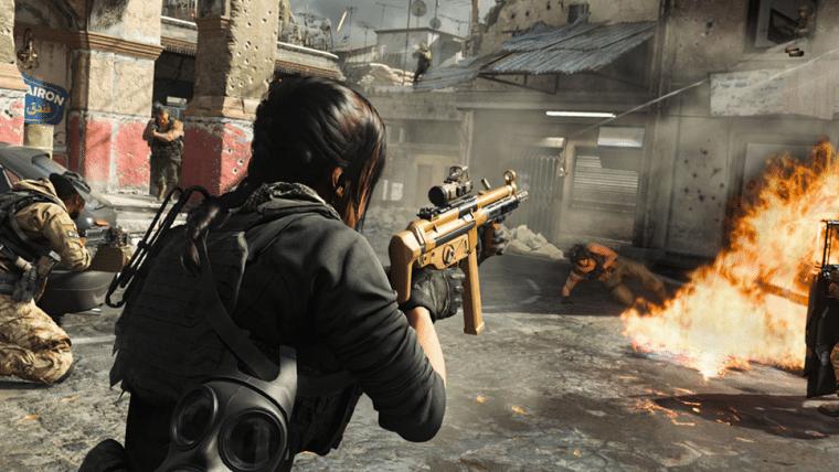 Call of Duty: Warzone, battle royale de Modern Warfare, será gratuito