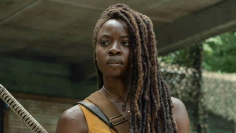 The Walking Dead | Danai Gurira conta de pegadinha que sofreu na despedida da série