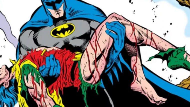 Batman: Morte em Família | DC revela um final alternativo para Robin