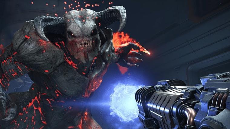 Apesar de promessa, Doom Eternal não terá 4K real no Google Stadia