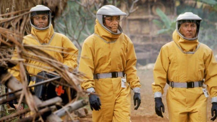 Filme Epidemia e série Pandemia estão entre os mais vistos da Netflix no Brasil