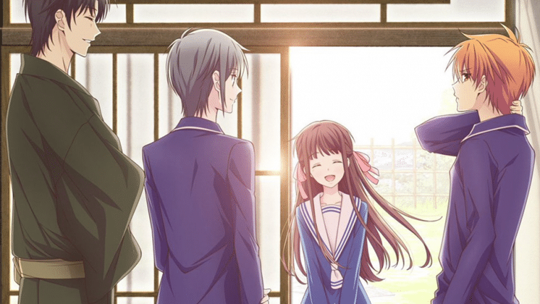 Fruits Basket entra no catálogo brasileiro da Amazon Prime Video