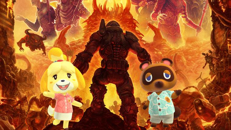 Doom Eternal, Ori 2, Animal Crossing e mais: confira os lançamentos de jogos em março