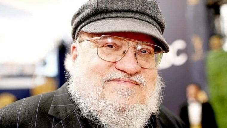 George R. R. Martin comenta easter egg de Game of Thrones em Westworld