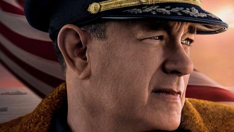 Greyhound   Tom Hanks enfrenta nazistas em novo trailer