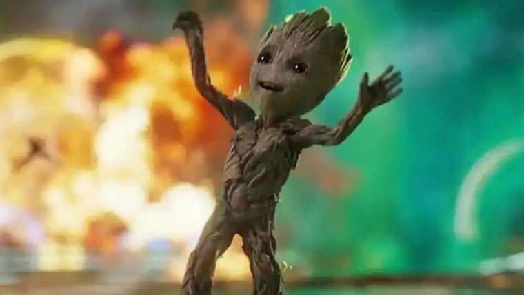 Guardiões da Galáxia Vol. 2 | James Gunn mostra como fez a dancinha do baby Groot