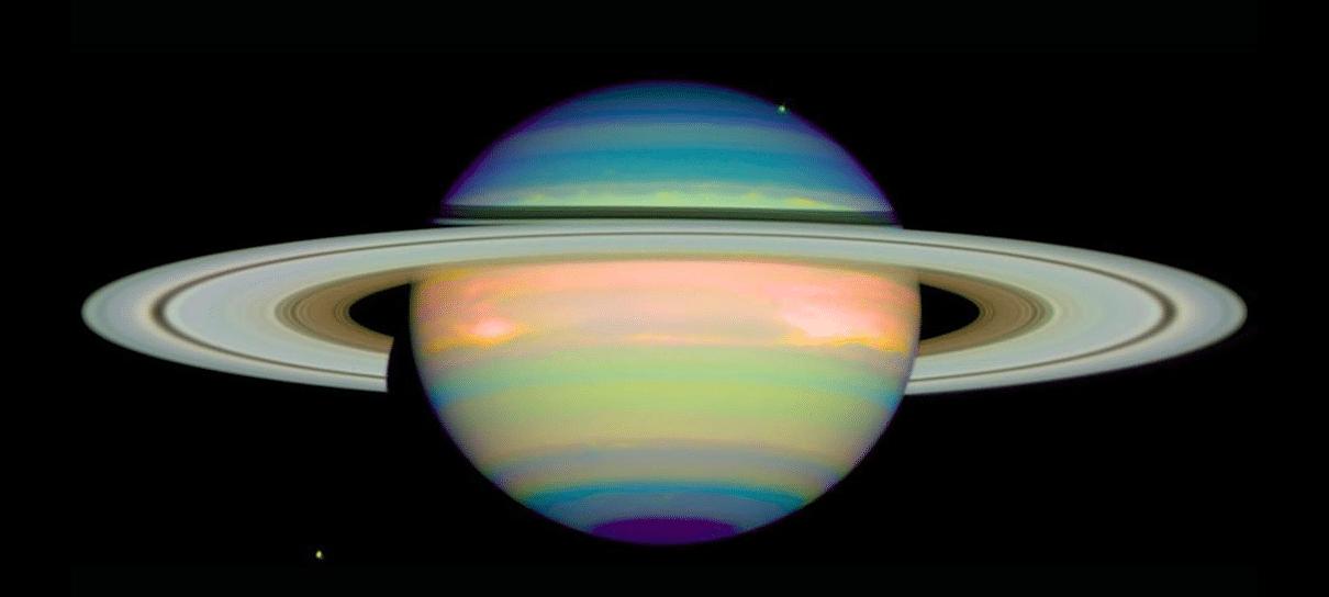 Confira qual parte do universo foi fotografada pela NASA no seu aniversário