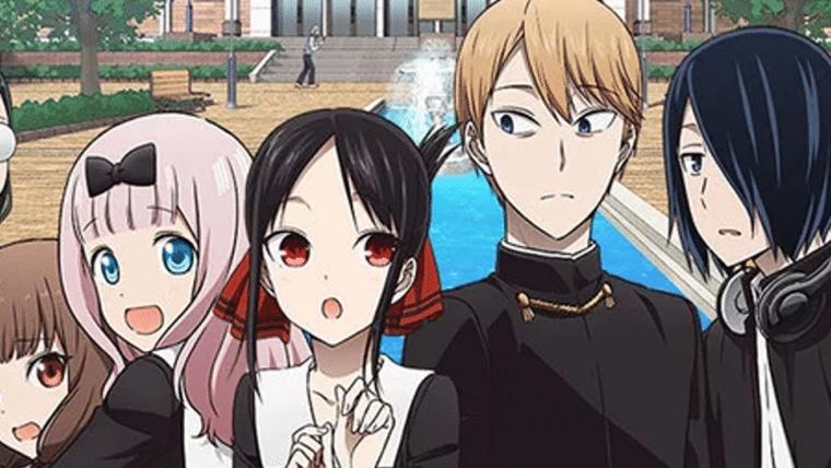 Segunda temporada de Kaguya-sama: Love is War ganha data de estreia no Japão