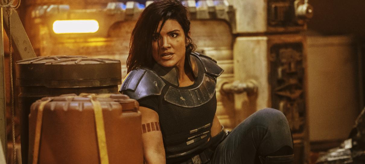 The Mandalorian | Gina Carano revela fim das gravações da segunda temporada