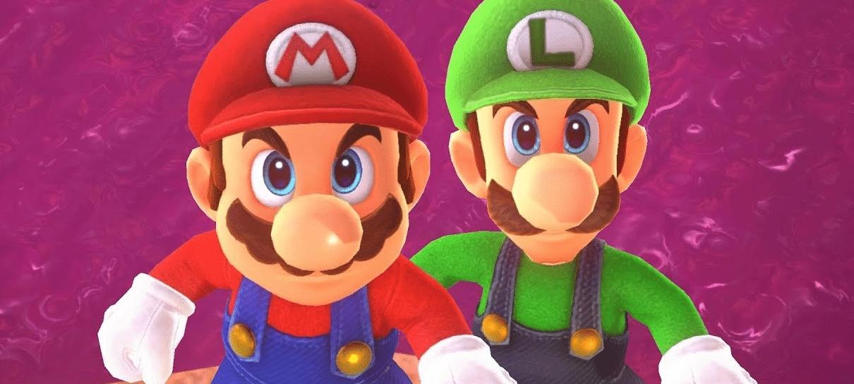 Parece que a Nintendo não está feliz com as criações de Mario em Dreams