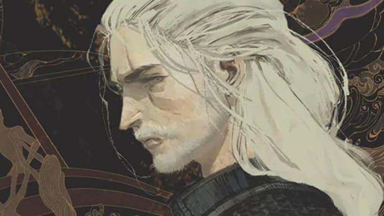Nova HQ de The Witcher á anunciada pela Dark Horse