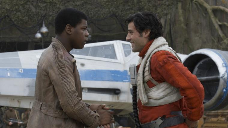 Star Wars | John Boyega e Oscar Isaac continuam fazendo zoeiras com Finn e Poe
