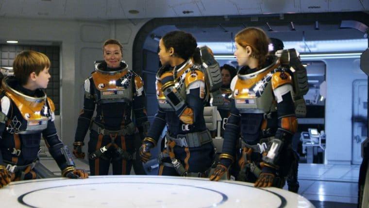 Netflix renova Perdidos no Espaço para terceira e última temporada