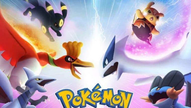 Pokémon Go | Primeira temporada da liga competitiva começa em 13 de março