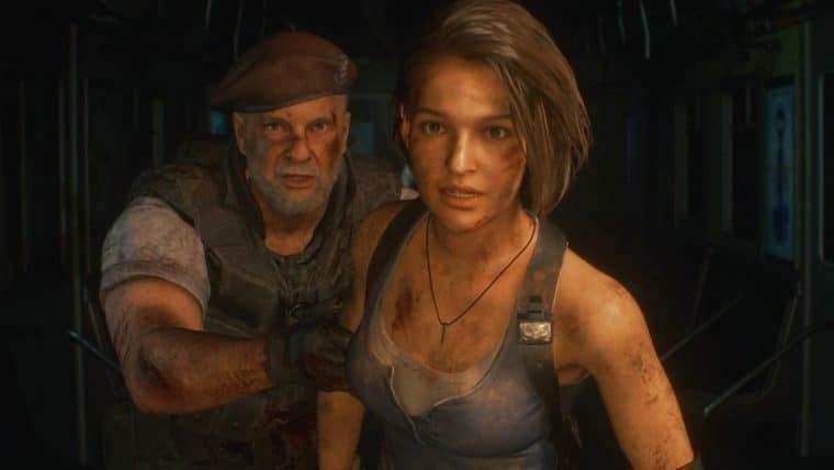 Resident Evil 3   Produtor explica como o visual de Jill Valentine foi criado
