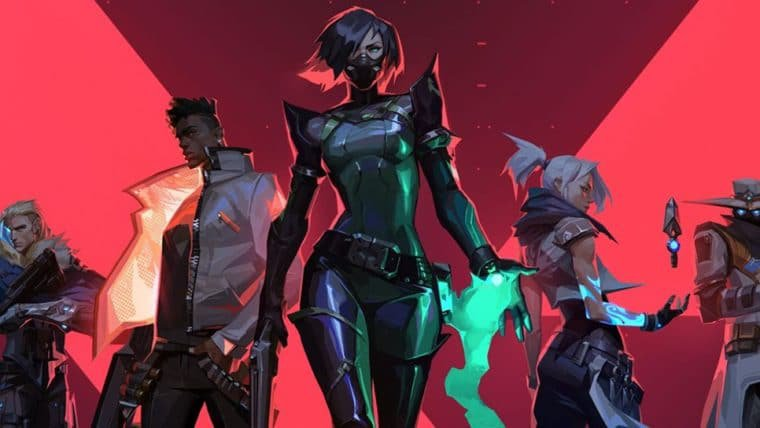 Riot Games anuncia beta fechado de Valorant (mas sem o Brasil)