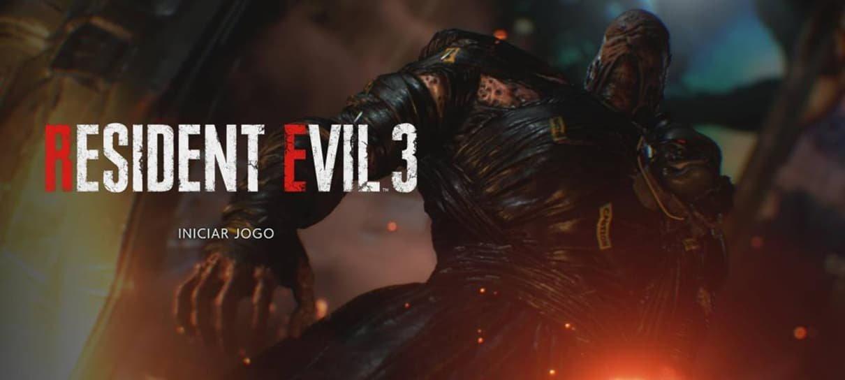 Saiba como baixar a demo gratuita do remake de Resident Evil 3