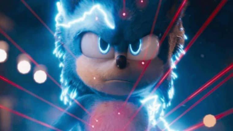 Sonic: O Filme se mantém em primeiro lugar das bilheterias do Brasil