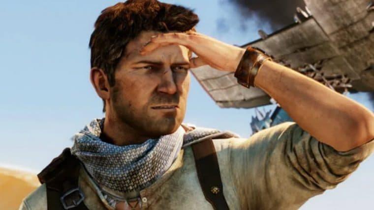 Sony suspende as gravações do filme de Uncharted