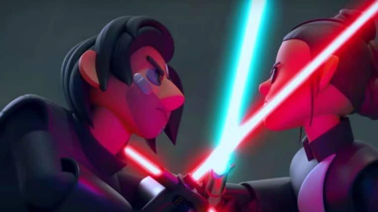 Star Wars | Animação mostra como teria sido o Episódio IX de Colin Trevorrow
