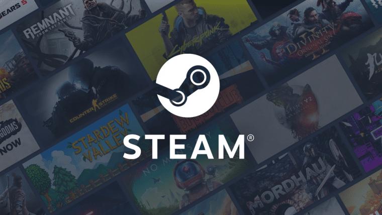 Steam bate novo recorde de usuários simultâneos