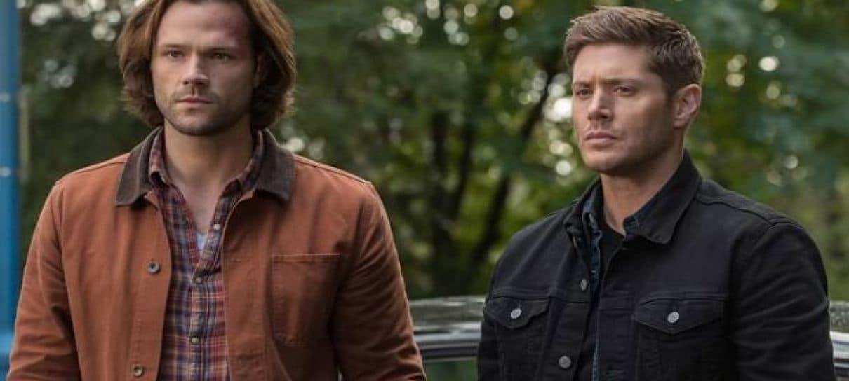 Supernatural | Gravações da última temporada são paralisadas