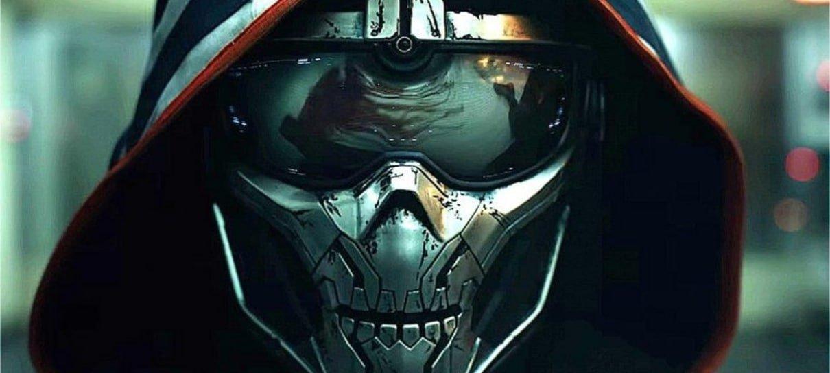 Viúva Negra   Nova imagem de Taskmaster dá detalhes do traje do vilão