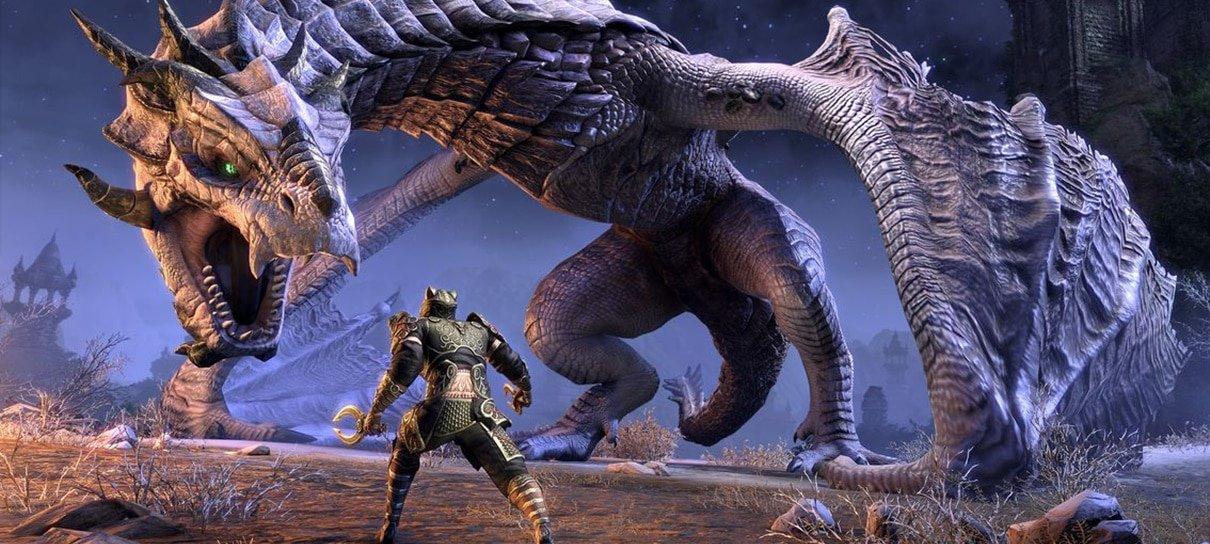 The Elder Scrolls Online ficará gratuito por tempo limitado