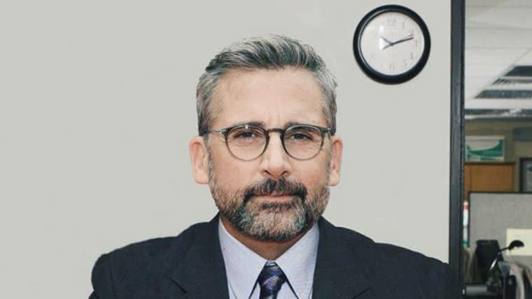 Montagem comemora 15 anos de The Office com Michael Scott alfinetando Toby