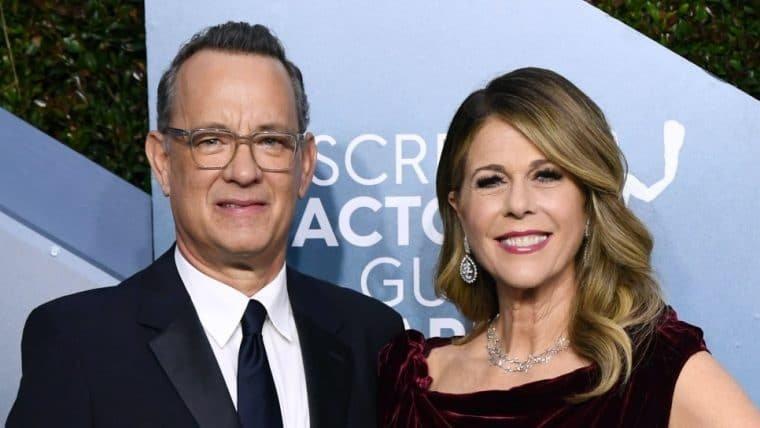 Tom Hanks e Rita Wilson testam positivo para o novo coronavírus