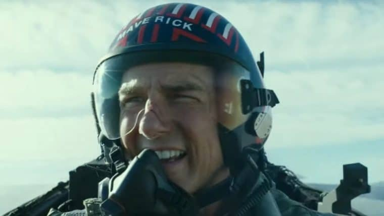 Top Gun: Maverick | Tom Cruise promete cenas aéreas nunca antes feitas no cinema