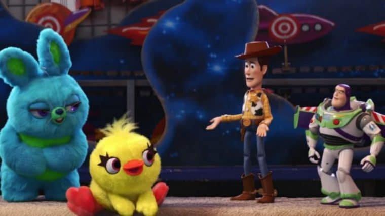 Toy Story 4 | Vídeo compara os storyboards com a versão final do filme